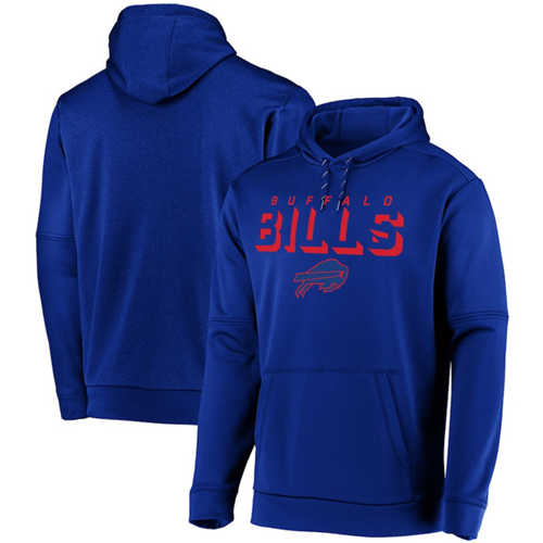 Men's Buffalo Bills Royal Indisputable Favorite Pullover Hoodie