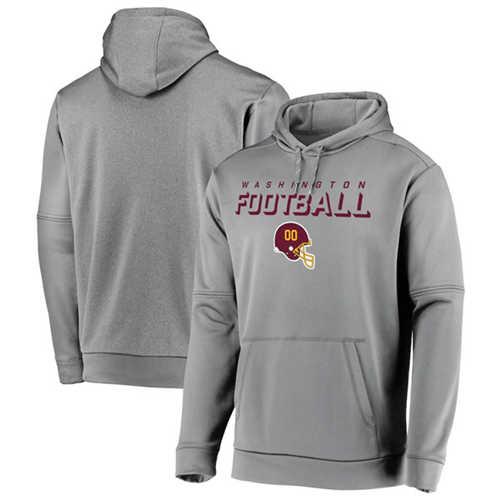 Men's Washington Football Team Charcoal Indisputable Favorite Pullover Hoodie