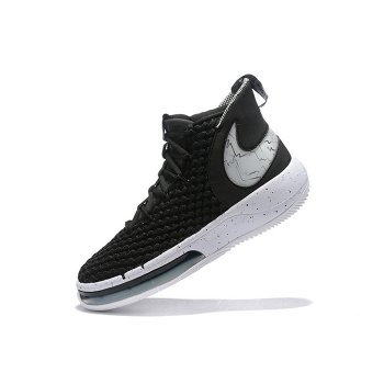 2019 Nike AlphaDunk Black White Shoes Shoes
