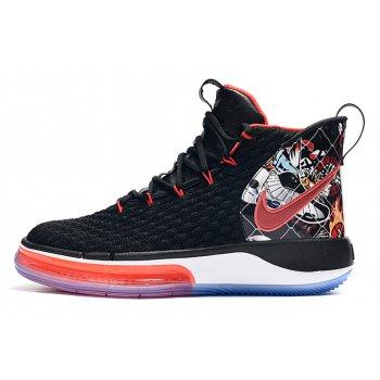 2019 Nike AlphaDunk China Hoop Dreams Heel Shoes
