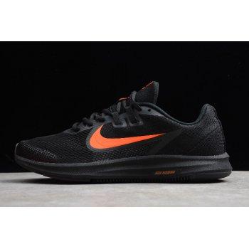 2019 Nike Downshifter 9 Black/Orange Running Shoes AQ7486-008 Shoes
