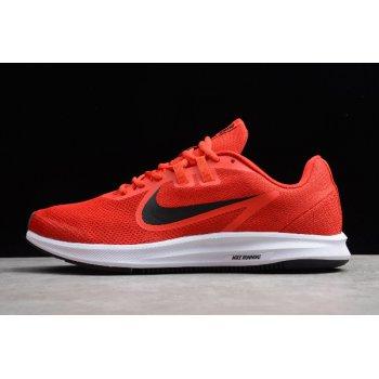 2019 Nike Downshifter 9 University Red/Black Running Shoes AQ7486-006 Shoes