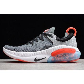 2019 Nike Joyride Run Flyknit Dark Grey/Bright Crimson AQ2730-004 Shoes