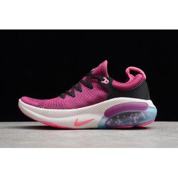 2019 Wmns Nike Joyride Run Flyknit Paspberry Red/Black-Pink Blast AQ2731-602 Shoes