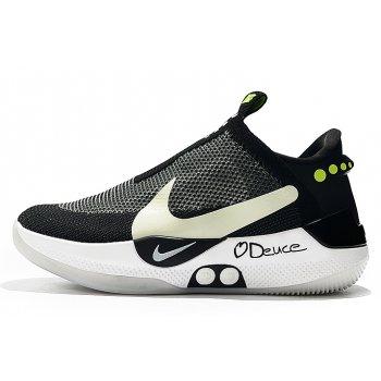 2020 Jayson Tatum x Nike Adapt BB Black/White-Green Shoes