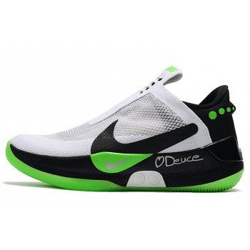 2020 Jayson Tatum x Nike Adapt BB White Black Volt Shoes