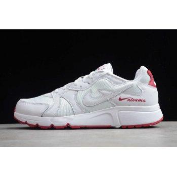 2020 Men's Nike Atsuma White/Red CD5461-102 Shoes