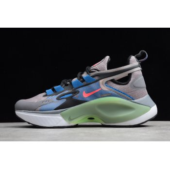 2020 Nike Signal D/MS/X Dark Grey/Black-Blue AT5303-010 Shoes