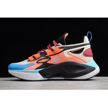 2020 Nike Signal D/MS/X Guava Ice/Light Aqua-Hyper Crimson AT5053-800 Shoes