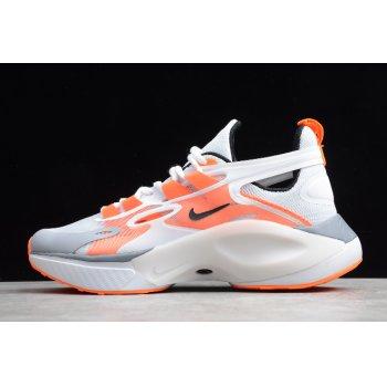 2020 Nike Signal D/MS/X White/Orange-Grey-Black AT5303-064 Shoes