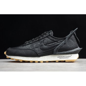 2020 Undercover x Nike Daybreak Black/White-Gum CJ3295-002 Shoes