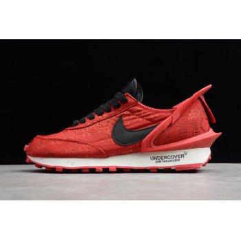 2020 Undercover x Nike Daybreak University Red/Black-White CJ3295-900 Shoes