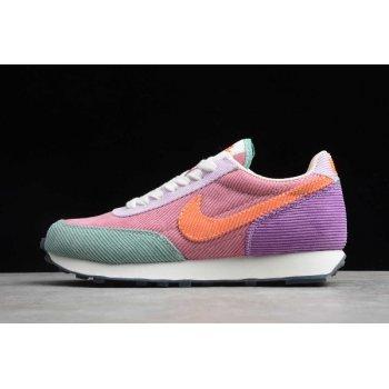 2020 Wmns Nike Air Daybreak 1979 Desert Berry Pink Orange Corduroy DA1471-683 Shoes