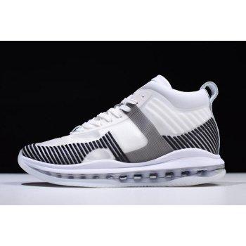 Nike LeBron x John Elliott Icon QS White/Black AQ0114-100 Shoes