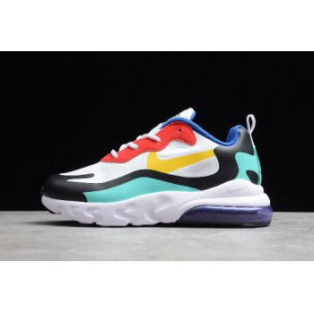 Kid's Nike Air Max 270 React Phantom Multi-Color CD2654-001 Shoes