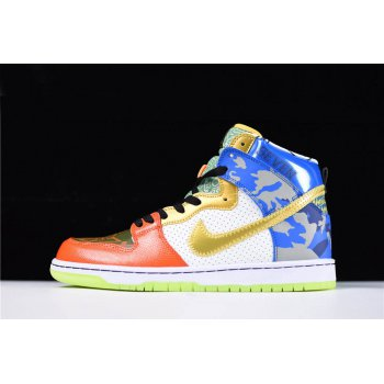 Mens and WMNS Nike SB Dunk High