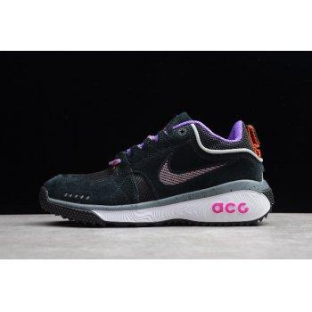 Nike ACG Dog Mountain Black/Hyper Grape AQ0916-001 Shoes