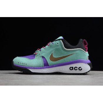 Nike ACG Dog Mountain Emerald Rise/Black AQ0916-300 Shoes