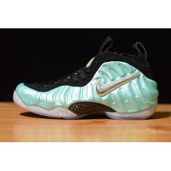 Nike Air Foamposite Pro Island Green/Metallic Platinum 624041-303 Shoes