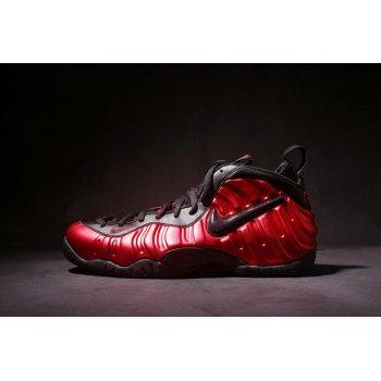 Nike Air Foamposite Pro University Red/Black Men's Size 624041-604 Shoes