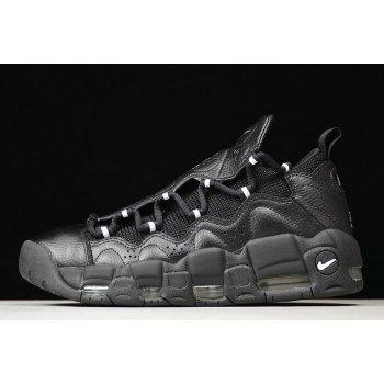 Nike Air More Money Black/Metallic Silver-Black AJ2998-002 Shoes