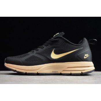 Nike Air Pegasus 26X Black Gold 806219-010 Shoes