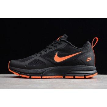 Nike Air Pegasus 26X Black/Orange 806219-002 Shoes