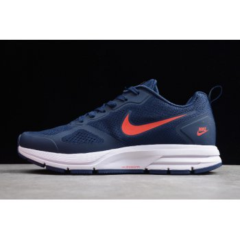 Nike Air Pegasus 26X Deep Blue/Red-White 806219-006 Shoes