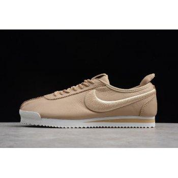 Nike Cortez '72 Oatmeal/Ivory-Metallic Silver 881205-101 Shoes