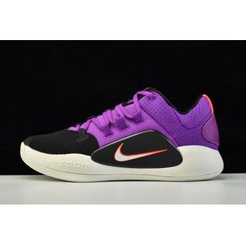 Nike Hyperdunk X Low EP Purple/Black-White AR0465-500 Shoes