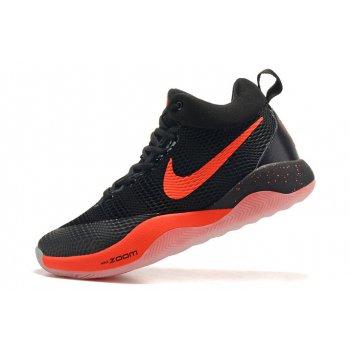 Nike Hyperrev 2017 Black/Red Shoes