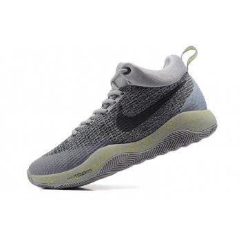 Nike Hyperrev 2017 Grey/Black-Green Shoes Shoes