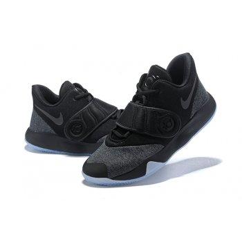 Nike KD Trey 5 VI Black/Dark Grey-Clear AA7067-010 Shoes