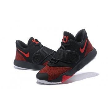 Nike KD Trey 5 VI Black/University Red-White AA7067-006 Shoes