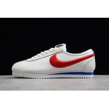 Nike Kendrick Lamar x Cortez Kenny White/Red-Blue 881205-106 Shoes