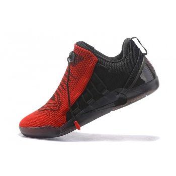 Nike Kobe AD NXT Black/University Red Shoes Shoes