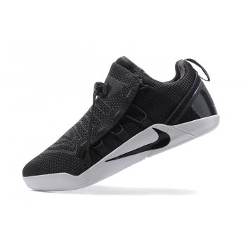 Nike Kobe AD NXT Dark Grey/White-Black Men's Size Shoes