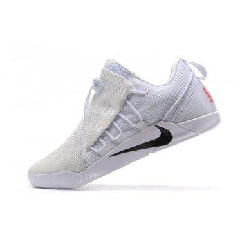 Nike Kobe AD NXT White/Black Men's Shoes 882049-100 On Sale Shoes