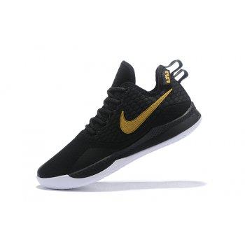 Nike LeBron Witness 3 Black/Metallic Gold Shoes