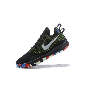 Nike LeBron Witness 3 Black/Multi-Color Shoes