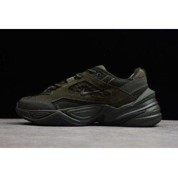 Nike M2K Tekno Sequoia/Black-Cargo Khaki BV0074-300 Shoes