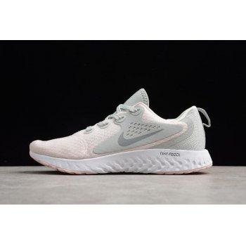 Women's Nike Odyssey React Grey Pink AA1626-006 Shoes