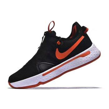 Nike PG 4 Black/University Red-White 2020 Shoes