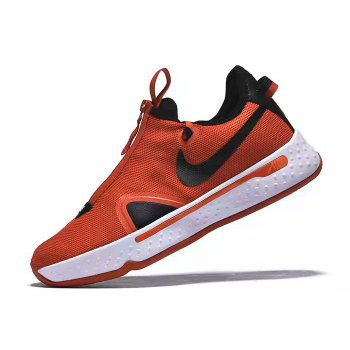 Nike PG 4 University Red/Black-White 2020 Shoes