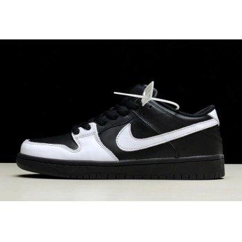 Nike SB Dunk Low Premium Yin Yang Black/White 313170-023 Shoes