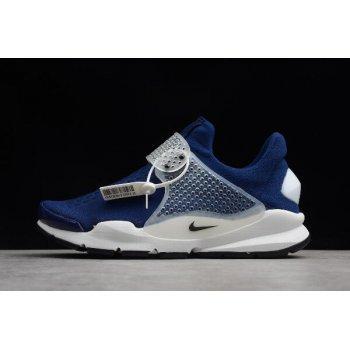 Nike Sock Dart SP Midnight Navy/Black-Medium Grey-White 819686-400 Shoes