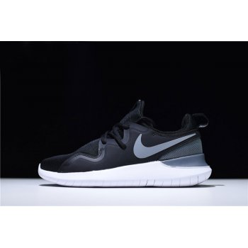 Nike Tessen Black Grey White Men's Running Shoes AA2160-001 Shoes
