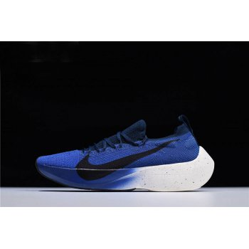 Nike Vapor Street Flyknit Deep Royal/Black-College Navy-Sail AQ1763-400 Shoes