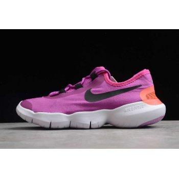 Nike Wmns Free RN 5.0 2020 Fire Pink/Magic Ember-Black CJ0270-601 Shoes