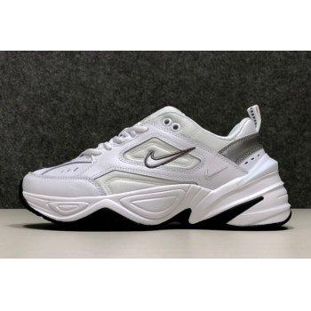 Nike Wmns M2K Tekno White Cool Grey Running Shoes BQ3378-100 Shoes